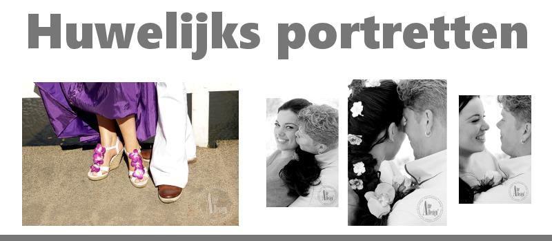 huwelijks portretten fotografie bruid op locatie